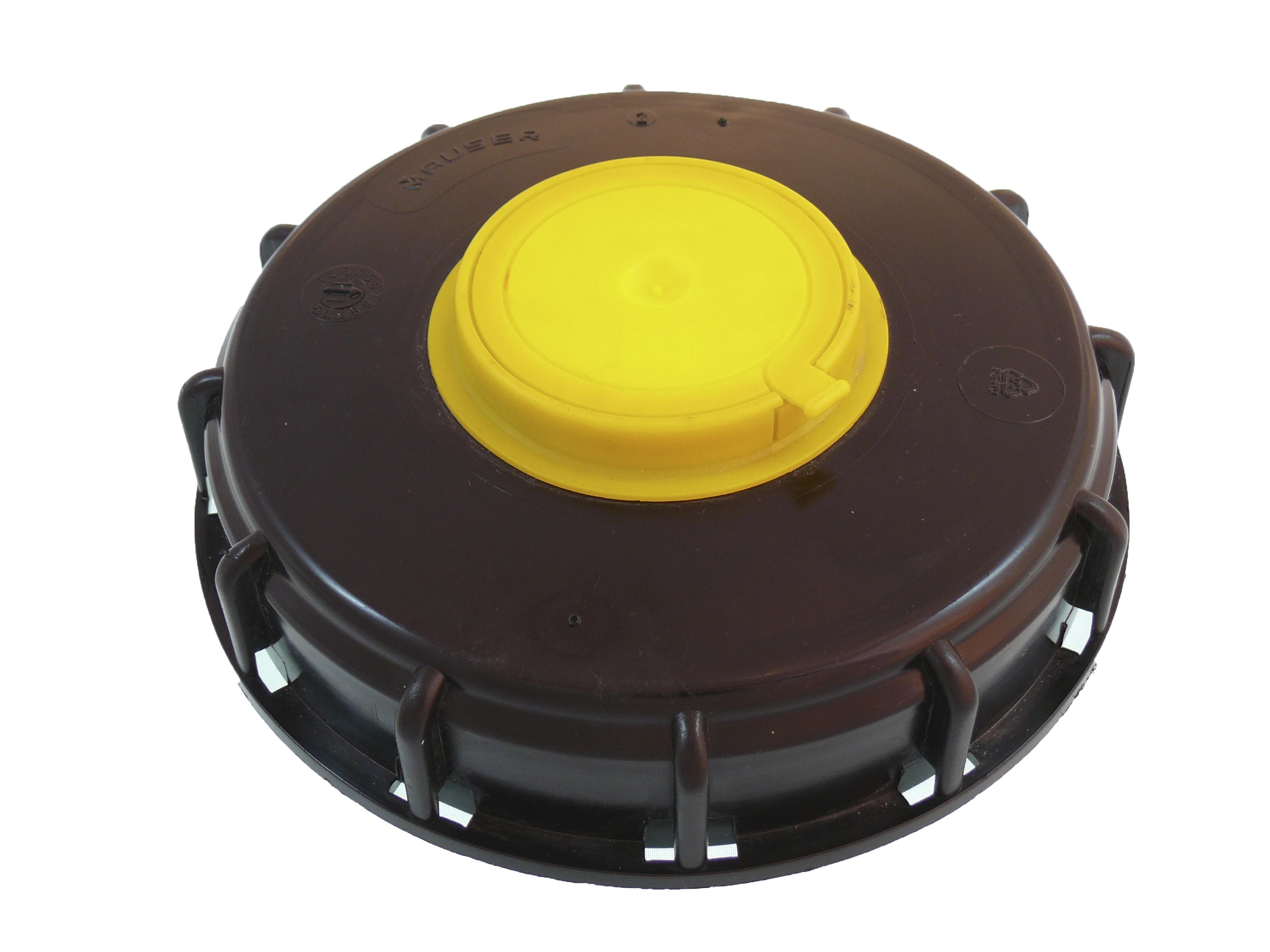 elektrikvision vertrieb ibc wassertank zubeh r verschlussdeckel mit bel ftung 160mm. Black Bedroom Furniture Sets. Home Design Ideas